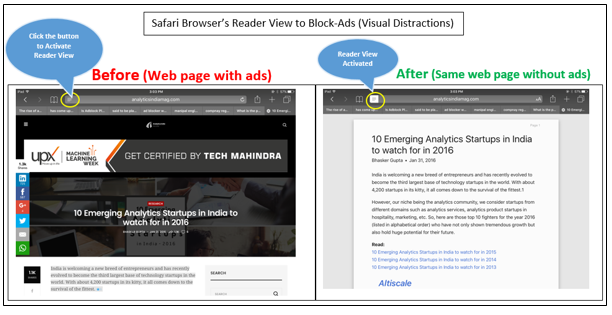 Safari _Reader View
