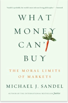 Moral Limits of the Market